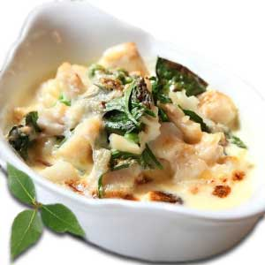 Englishbritish food recipes pasta and haddock gratin forumfinder Choice Image