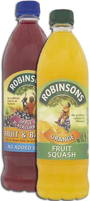 Robinsons Cordial